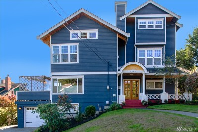 Seattle Single Family Home For Sale: 5245 S Morgan St