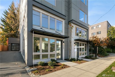 Seattle Commercial For Sale: 8251 20th Ave NE