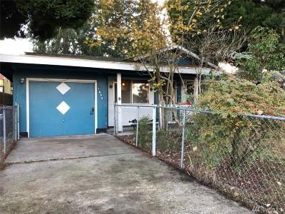 Tacoma Single Family Home For Sale: 1626 E 60th St