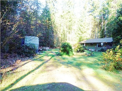 Mason County Residential Lots & Land Pending BU Requested: N Kokanee Cove Wy