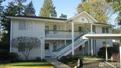 Federal Way Condo/Townhouse For Sale: 1830 S 336th St #H201