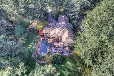 Gig Harbor Single Family Home For Sale: 4824 Old Stump Dr NW