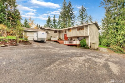 Enumclaw Single Family Home For Sale: 38124 274th Ave SE