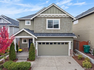 Lynnwood Single Family Home For Sale: 14518 18th Place W