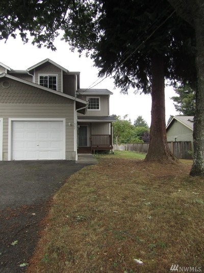 Thurston County Rental For Rent: 607 N 7th Ave SW #B