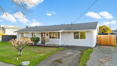 Renton Single Family Home For Sale: 12697 SE 168th St