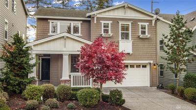 Bellevue Single Family Home For Sale: 14007 SE 21st Place