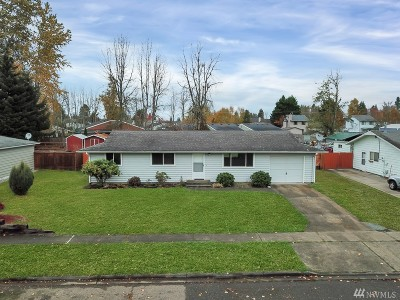 Buckley Single Family Home For Sale: 548 Mountain View Ave