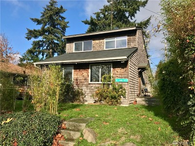 Seattle Single Family Home For Sale: 2310 S Graham St