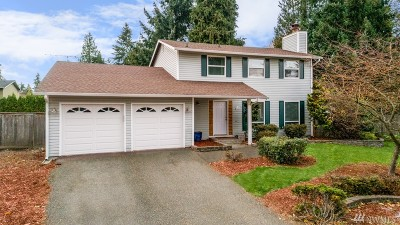 Federal Way Single Family Home For Sale: 3334 SW 334th St