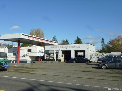 Seattle Commercial For Sale: 9200 16th Ave SW