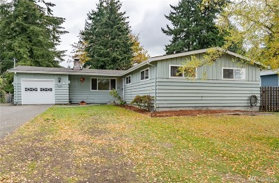 Federal Way Single Family Home For Sale: 31250 8th Ave S
