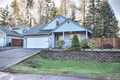 Spanaway Single Family Home For Sale: 6202 219th St Ct E