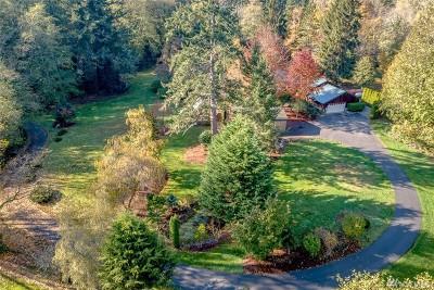 Bainbridge Island Single Family Home For Sale: 7800 NE West Port Madison Rd