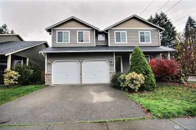 Olympia Single Family Home For Sale: 3203 68th Ave SW