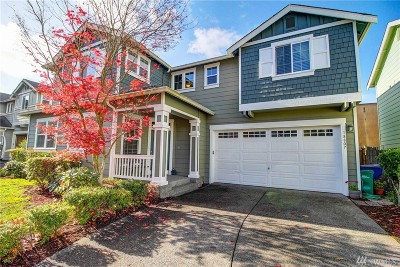 Woodinville Single Family Home For Sale: 18807 143 Ct NE