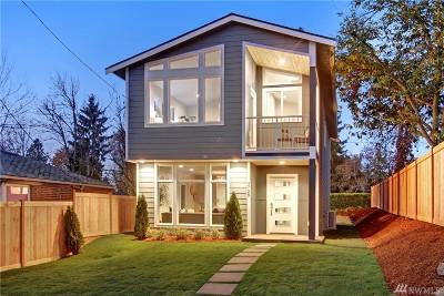 Seattle Single Family Home For Sale: 4728 S Brandon St