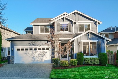 Woodinville Single Family Home For Sale: 20418 128th Place NE