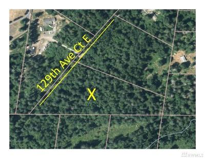 Graham Residential Lots & Land For Sale: 129th Av Ct E