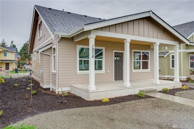 Whatcom County Single Family Home For Sale: North Prairie Lane