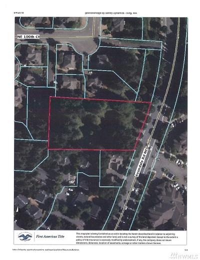 King County Residential Lots & Land For Sale: 10007 Avondale Rd NE