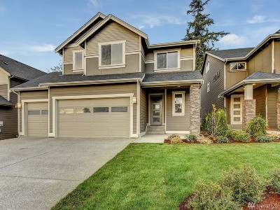 SeaTac Single Family Home For Sale: 3446 S 173rd St