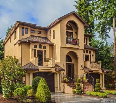 Redmond Single Family Home For Sale: 14774 NE 60th Ct