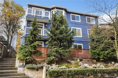 Condo/Townhouse For Sale: 1709 18th Ave #202