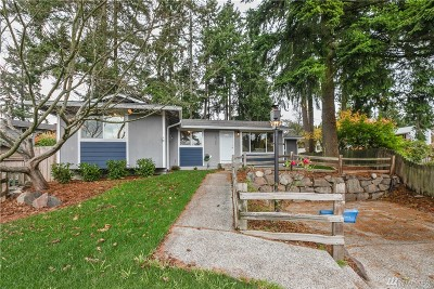 Bothell Single Family Home For Sale: 625 217th St SW