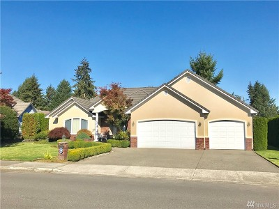 Olympia Single Family Home For Sale: 6030 Troon Lane SE