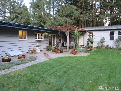 Olympia Single Family Home For Sale: 7535 41st Ave SE