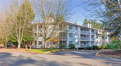 Shoreline Condo/Townhouse For Sale: 700 N 160th St #A 201