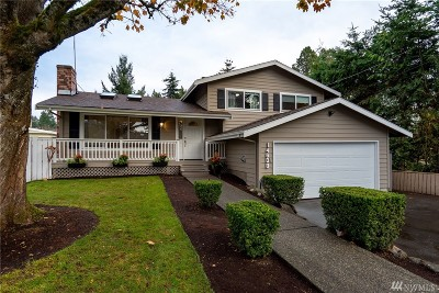 Burien Single Family Home For Sale: 14608 21st Ave SW
