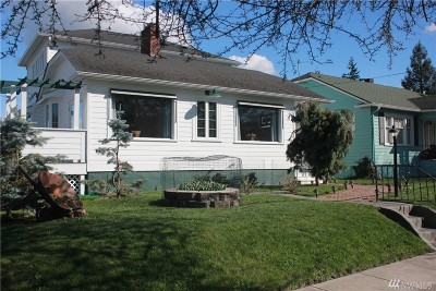 Anacortes Single Family Home For Sale: 1111 K Ave