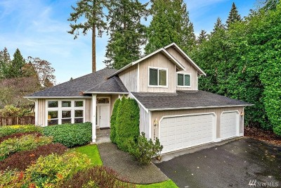 Woodinville Single Family Home For Sale: 12986 NE 149th St