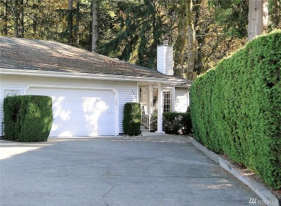 Gig Harbor Condo/Townhouse For Sale: 3322 44th St Ct NW #7-B