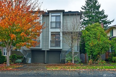 King County Single Family Home For Sale: 1632 California Ave SW
