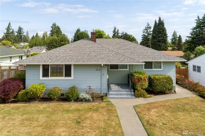 Tacoma Single Family Home For Sale: 4907 N 14th