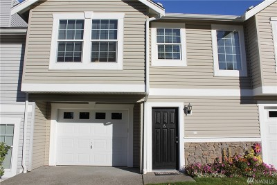 Puyallup WA Condo/Townhouse For Sale: $225,000