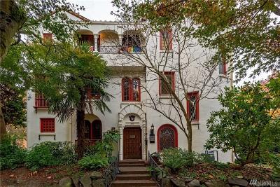 Seattle WA Condo/Townhouse For Sale: $280,000