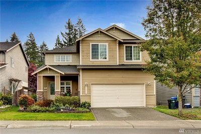 Puyallup Single Family Home For Sale: 15917 67th Av Ct E