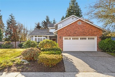 Snohomish Single Family Home For Sale: 6330 149th St SE