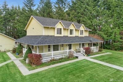 Single Family Home For Sale: 5716 Churchill Rd SE