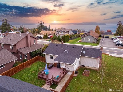 Steilacoom Single Family Home For Sale: 1314 Sequalish St