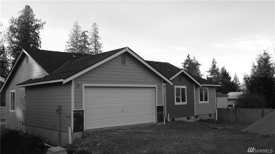 Stanwood Single Family Home For Sale: 19026 92nd Dr NW