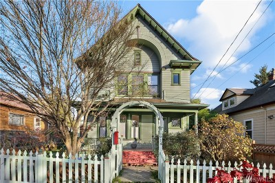 Seattle Single Family Home For Sale: 914 24th Ave S