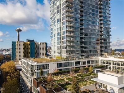 Seattle Condo/Townhouse For Sale: 583 Battery St #1302N