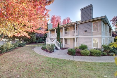 Kent WA Condo/Townhouse For Sale: $225,000