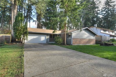 Lacey Single Family Home For Sale: 512 Trojan Ct SE