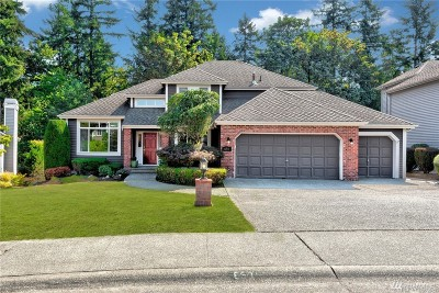 Issaquah Single Family Home For Sale: 650 NW Datewood Dr